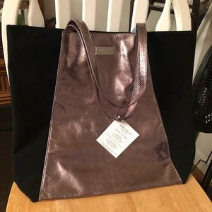 NWT Jimmy Choo Limited Ed Large Gift Tote Bag